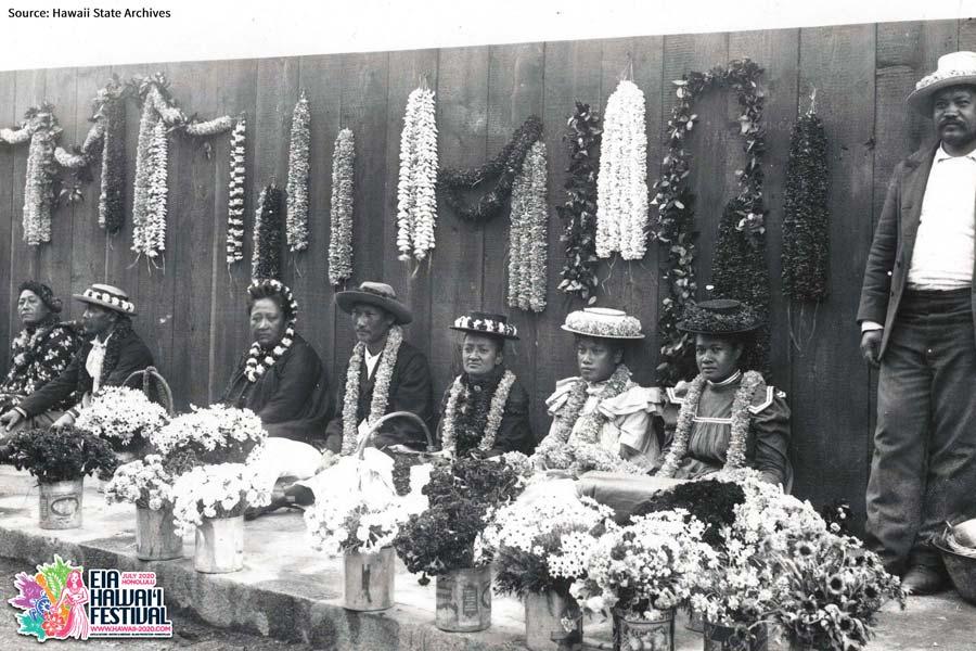 Hawaiian History Land Eia Hawai'i Festival