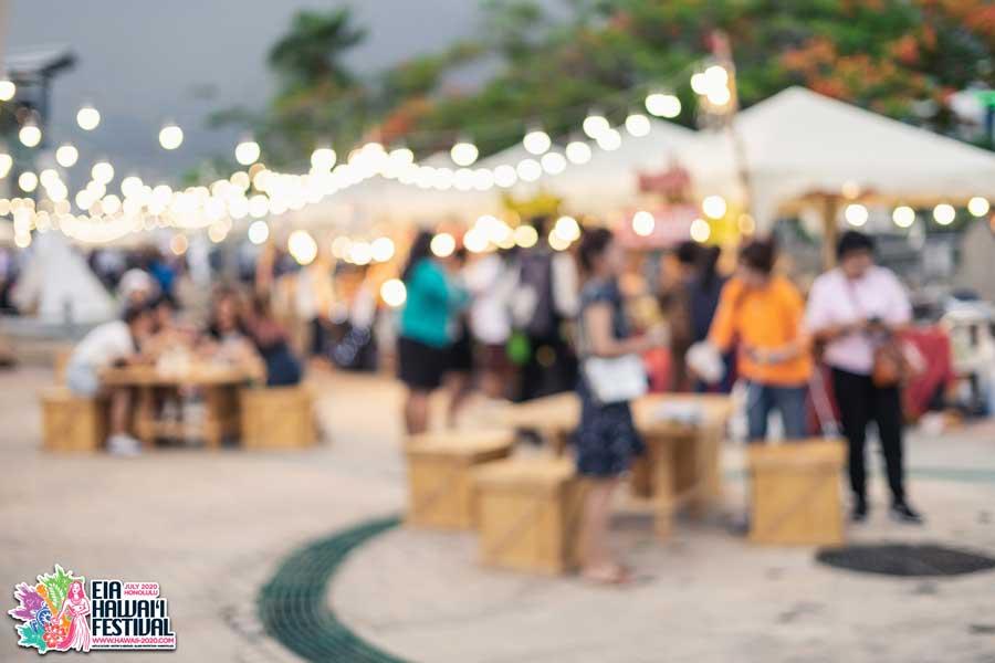 Marketplace Eia Hawai'i Festival
