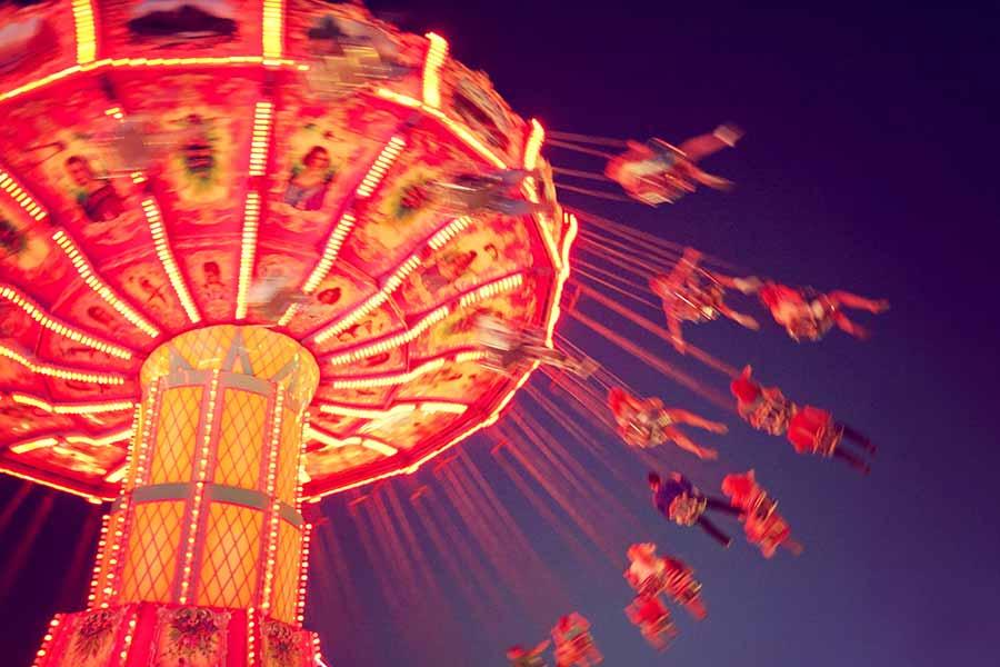 Rides 'N' Thrills Eia Hawai'i Festival